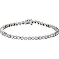 Picture of 2.05 Total Carat Tennis Round Diamond Bracelet