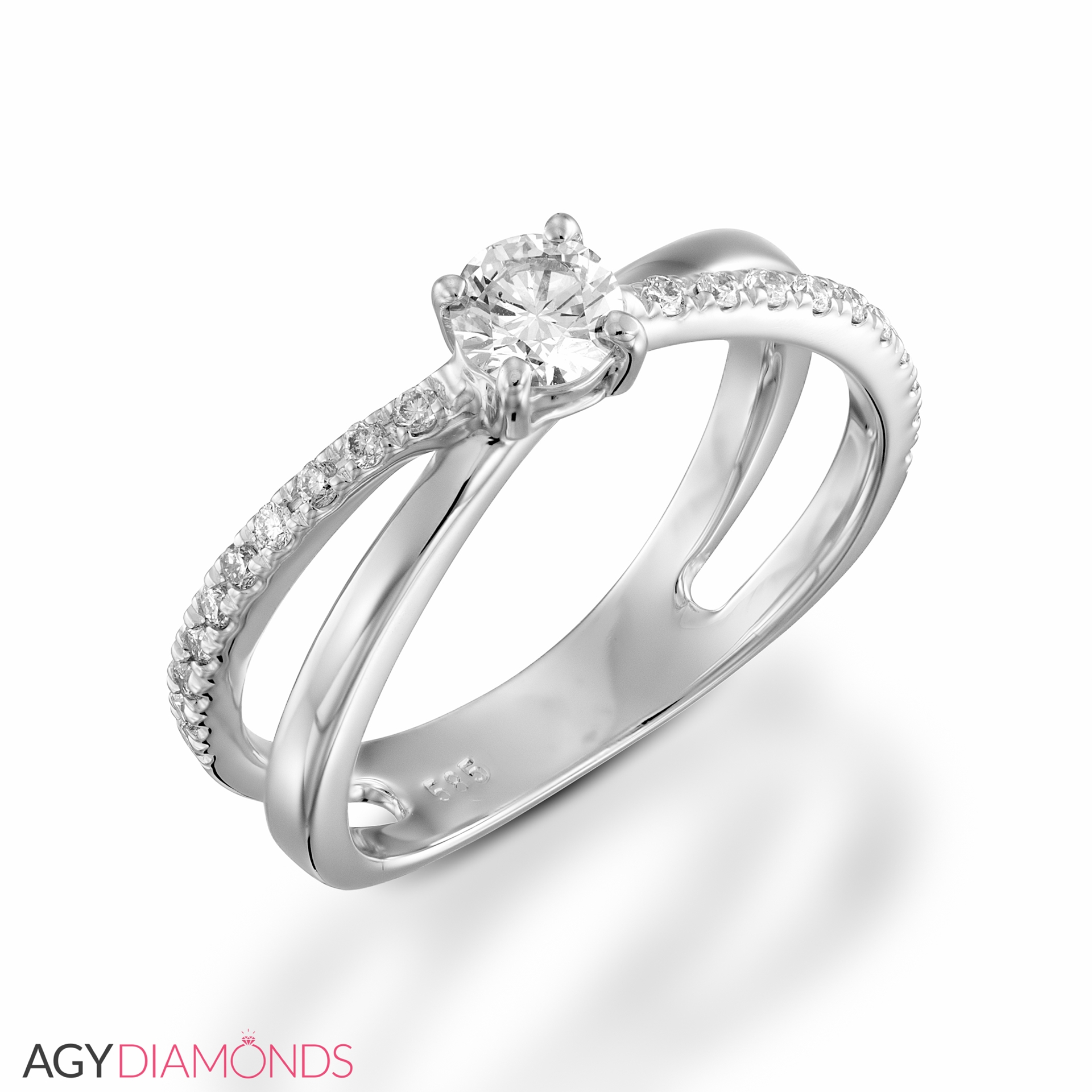 of engagement jewellery picture diamond ring total rings contemporary round diamonds designer agy carat