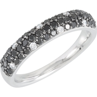 Picture of 0.75 Total Carat Anniversary Wedding Round Diamond Ring