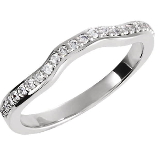 Picture of 0.20 Total Carat Anniversary Wedding Round Diamond Ring