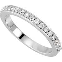 Picture of 0.38 Total Carat Anniversary Wedding Round Diamond Ring