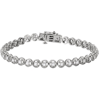 Picture of 0.51 Total Carat Tennis Round Diamond Bracelet